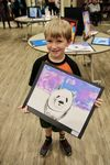 <p>Our students displayed their artistic talents at our Vision Arts Showcase on Sat, Mar 9.</p>